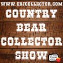 2017 Disney Mini Tsum Tsum 'Bonnet Bear' – Country Bear Collector Show #097