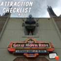 The Great Movie Ride – Disney's Hollywood Studios – Attraction Checklist #20