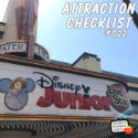 Disney Junior – Live on Stage! – Disney California Adventure – Attraction Checklist #22