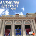 The Muppets Present…Great Moments In American History – Magic Kingdom – Attraction Checklist #024