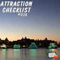 Electrical Water Pageant – Walt Disney World – Attraction Checklist #028