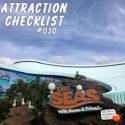 The Seas with Nemo & Friends – EPCOT – Attraction Checklist #30