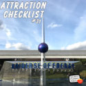 Ellen's Energy Adventure at the Universe of Energy – EPCOT – Attraction Checklist #31