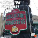 Luigi's Rollickin' Roadsters – Disney California Adventure – Attraction Checklist #034