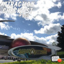 RELAUNCHED! Mission: SPACE Green Mission – EPCOT – Attraction Checklist #037