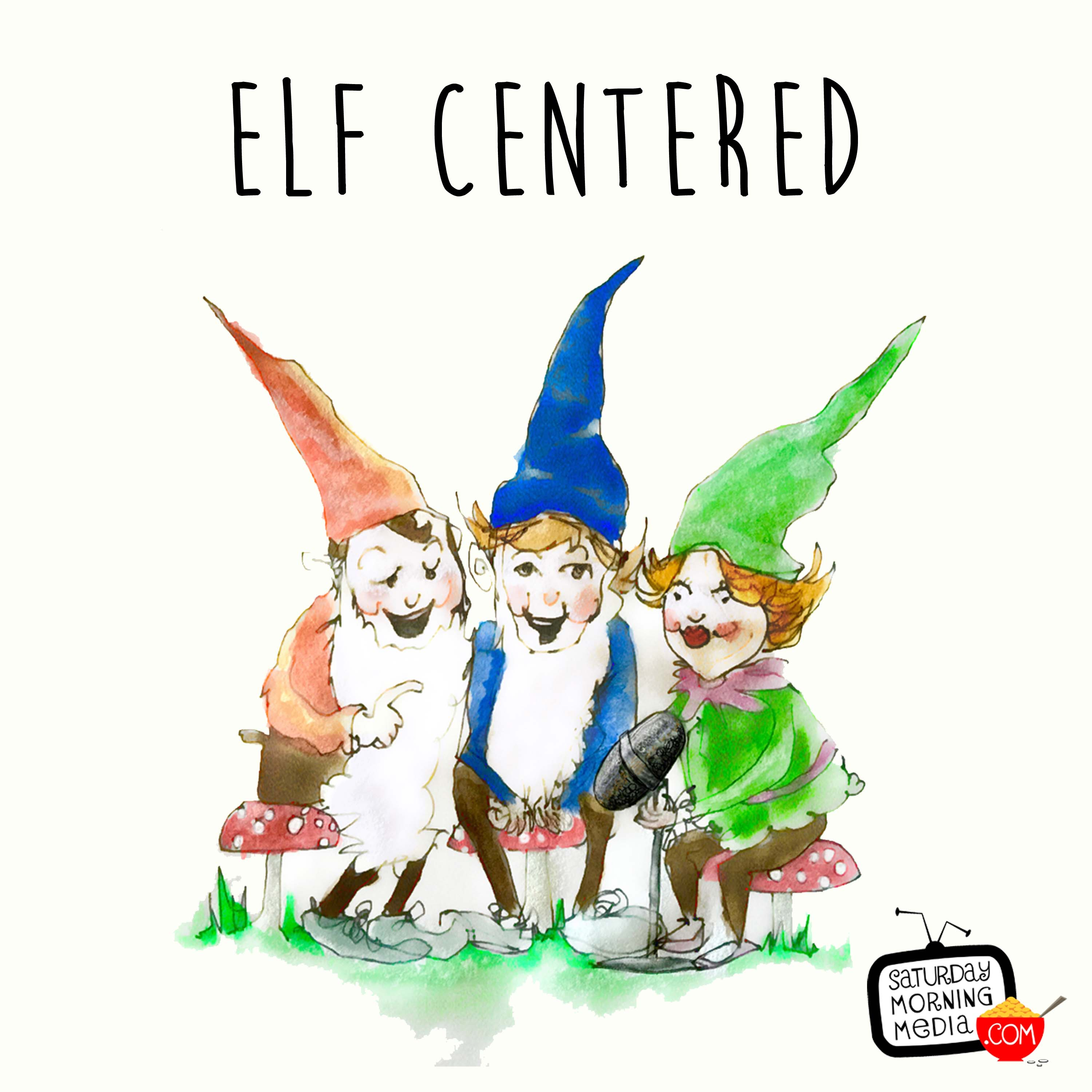 Elf Centered - Monthly, improvised broadcasts from the North Pole!